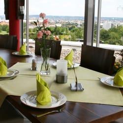 Turm Restaurant mit herrlichem Ausblick