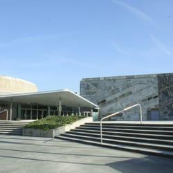 Liederhalle Beethovensaal, Stuttgart, Baden-Württemberg, Germany
