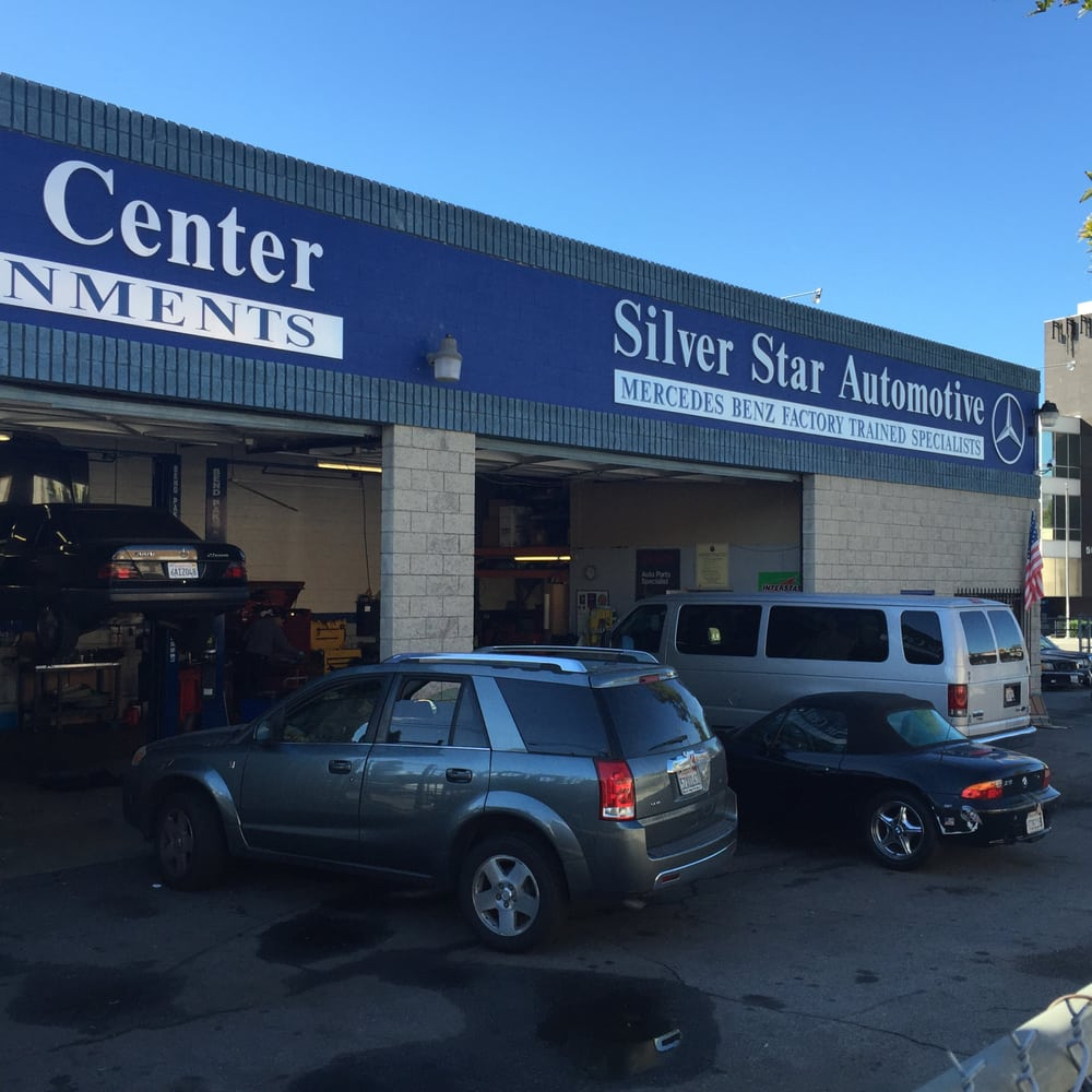 silver star automotive 28 photos garages eagle rock los angeles ca. Cars Review. Best American Auto & Cars Review
