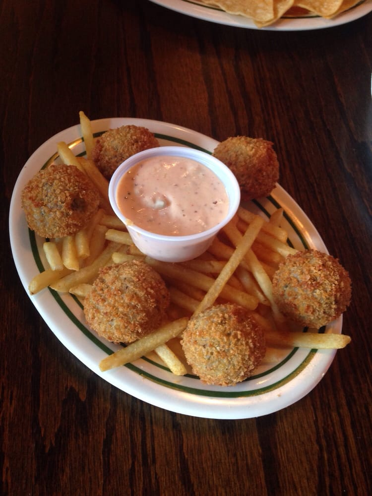 Fries Boudin Ball And Fries Yelp
