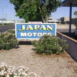 Japan Motors Motor Mechanics Repairers 2638 E Main