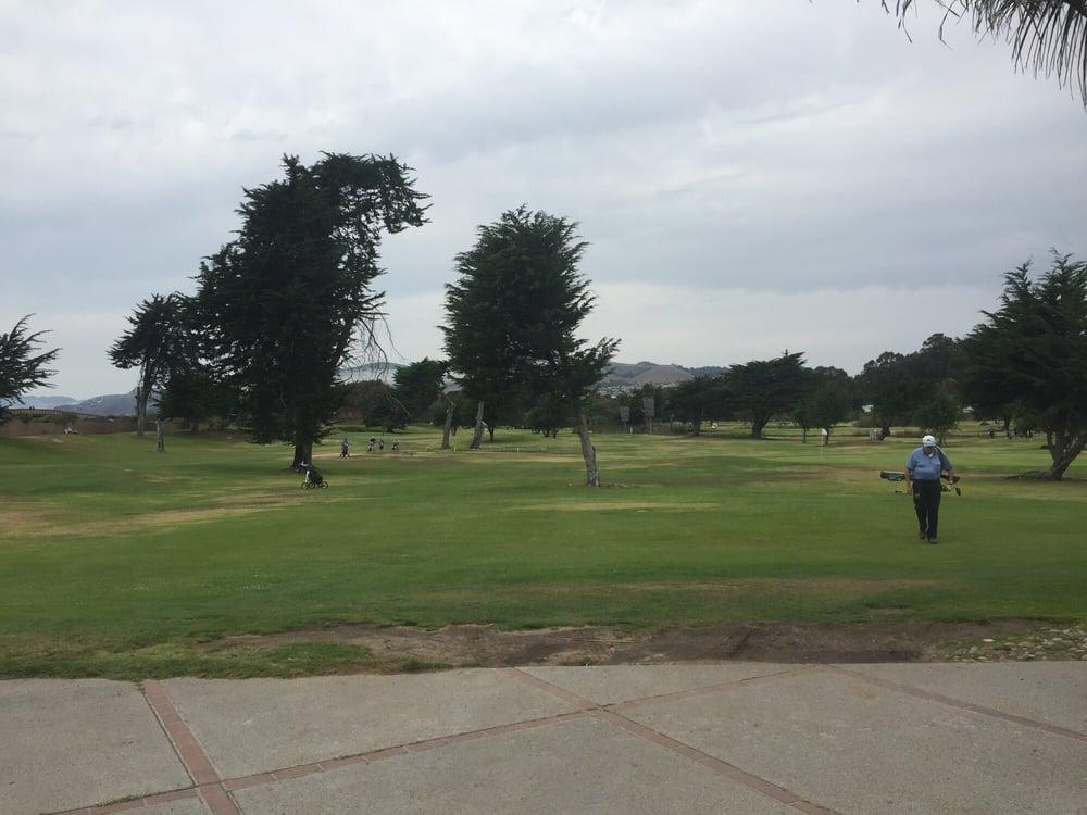 Pismo Beach Golf Course Reviews