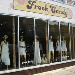 Online clothing stores. Frock candy clothing store