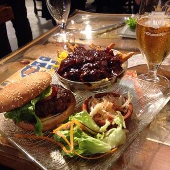 Restaurant Quebec Caf Ef Bf Bd Pessac