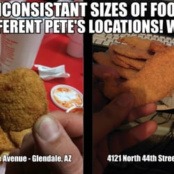 Petes fish chips phoenix az verenigde staten yelp for Petes fish and chips menu