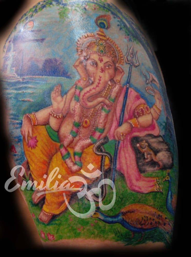 Balinese Tattoo Balinese Tattoo Miami Miami