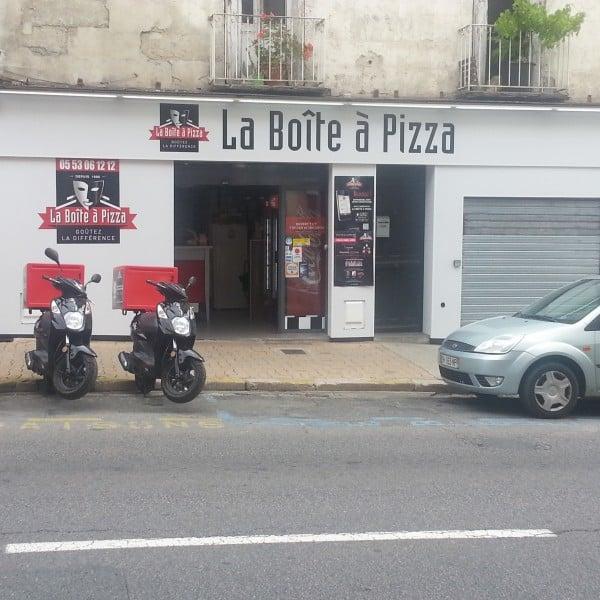 La boite pizza fast food p rigueux dordogne france photos yelp - La boite a pizza perigueux ...