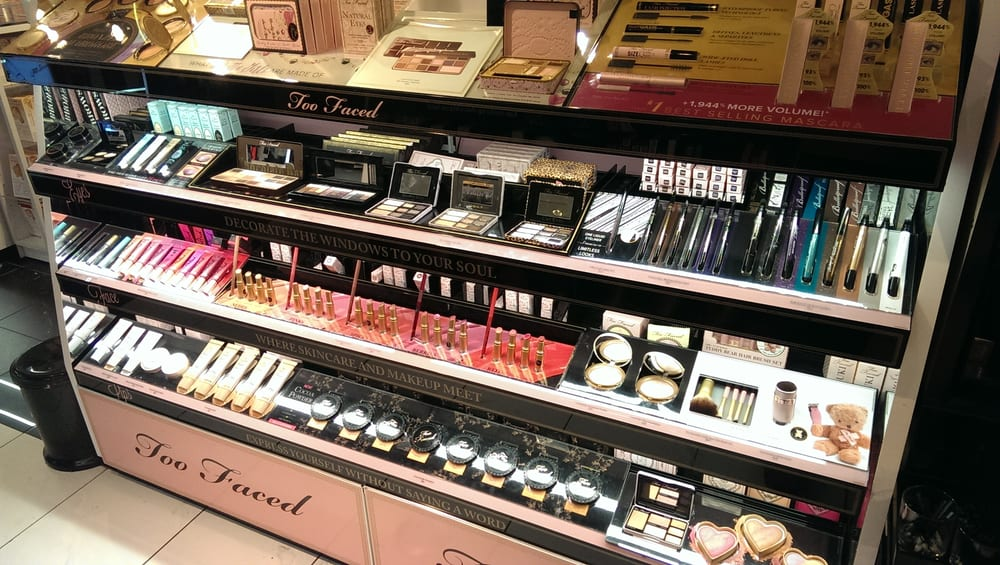Too Faced Display Yelp