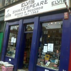 Elvis Shakespeare, Edinburgh