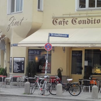 Cafe Konditorei M Ef Bf Bdnchen