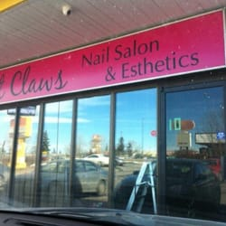 Hot claws nail salon esthetics calgary ab canada yelp for Ab nail salon sarasota