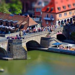 würzburg hotspot alte mainbrücke
