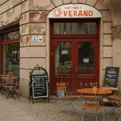 Verano Café & Vinos, Berlin