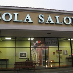 Sola salon hair salons overland park ks yelp for 95th street salon
