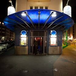 Blue Shell - Köln