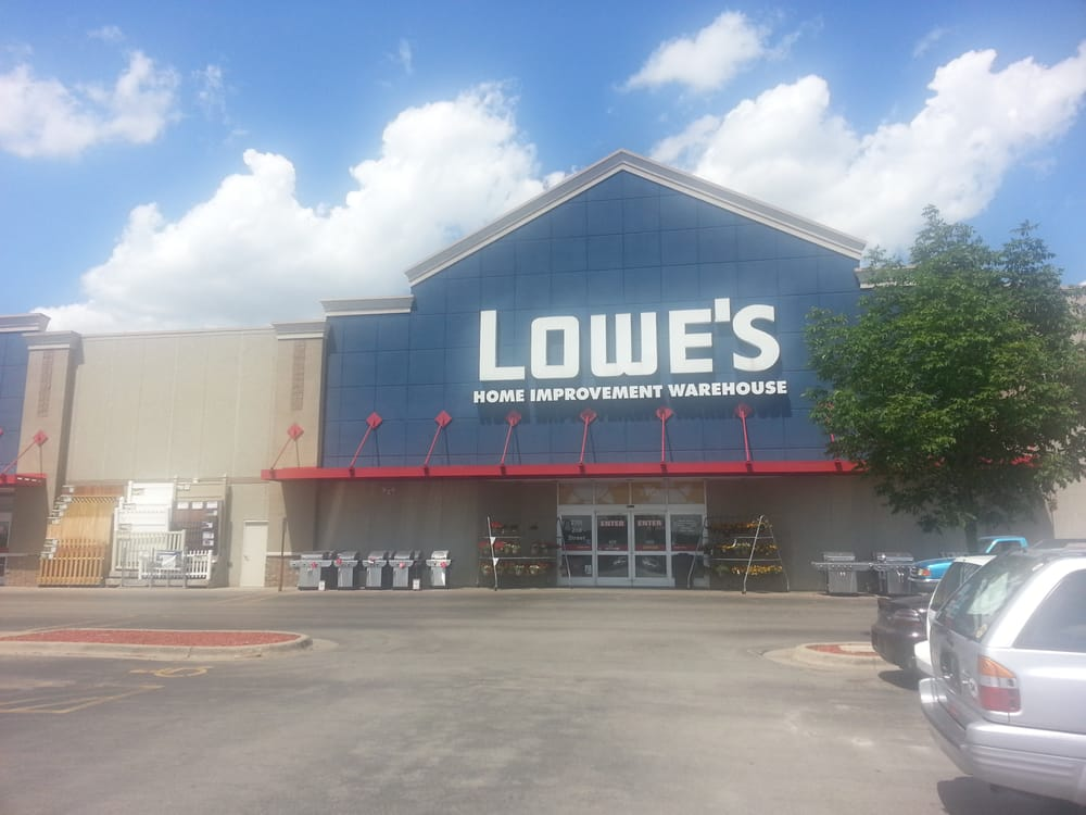 Lowes Home Improvement Warehouse Building Supplies