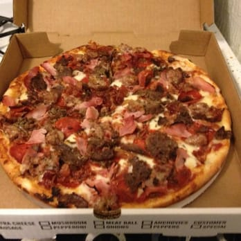 Louie S Pizza House Delivery 42 Photos Amp 19 Reviews