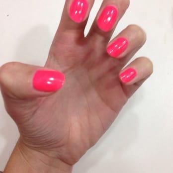E d nails and spa 18 photos 36 reviews nail salons for Acrylic nail removal salon