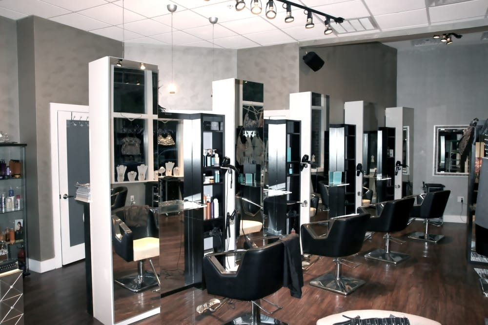 Swank salon 49 photos hairdressers addison addison for A creative touch beauty salon