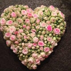 Rosenherz aus Miniedenrosen
