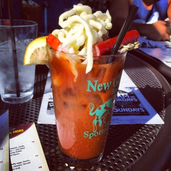 The Wicked Hop - Milwaukee, WI, United States. Best Bloody Mary on the planet.