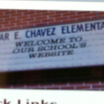 Chavez Cesar E Elementary School Elementary Schools