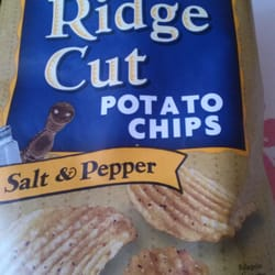 Trader Joe's - Greatest chips ever. Well, these and the Black Bean Quinoa chips. - Wilmington, DE, Vereinigte Staaten