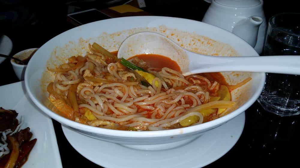 Korean chicken noodle soup - photo#20