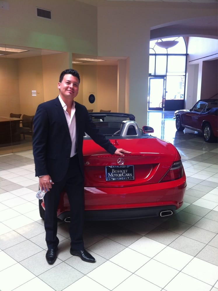 Beshoff motorcars david castro yelp for Mercedes benz dealership san jose