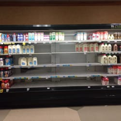 QFC - Renton, WA, États-Unis. Re-stock the milk please!