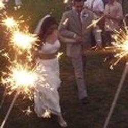 D Perkins Events - A sparkler reception - Whitethorn, CA, Vereinigte Staaten