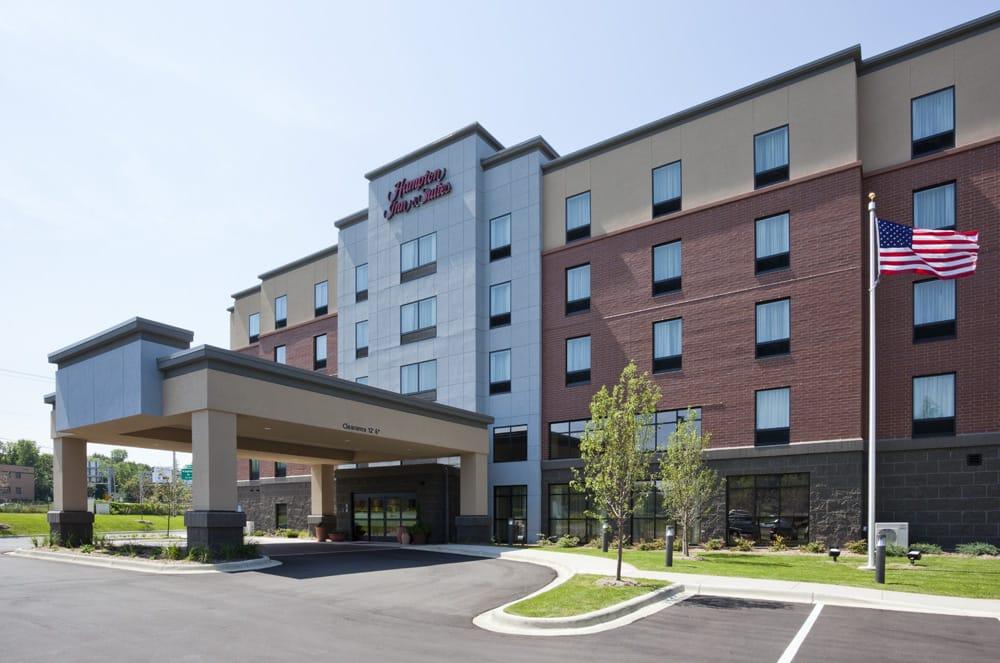 Hotels In Brooklyn Center Minneapolis