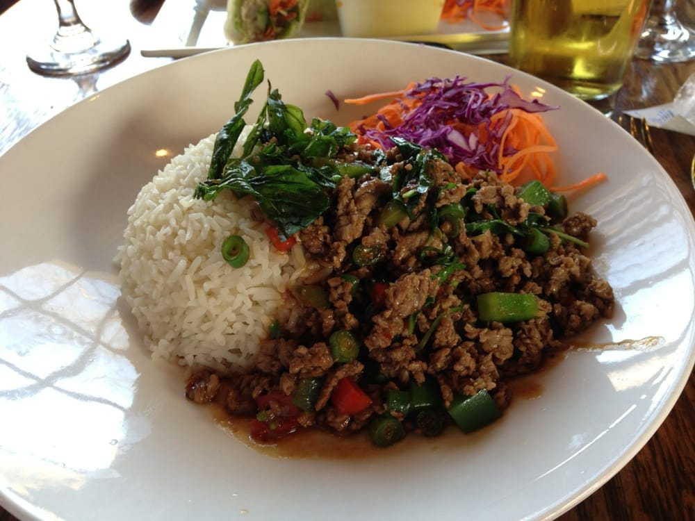 Spicy Thai Beef And Jasmine Rice Recipes — Dishmaps