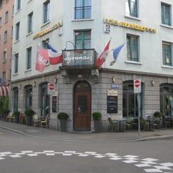 Hotel Montana, Zürich, Switzerland