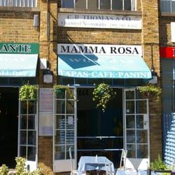 Mamma Rosa Ristorante, London