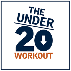 The Under 20 Workout - Less than 20 minutes three times a week. Unlock the secret power of the human body to build and heal yourself. - Los Angeles, CA, Vereinigte Staaten