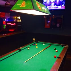 The Wreck Room - San Francisco, CA, États-Unis. Pool - One of the many fun activities offered at Wreck Room
