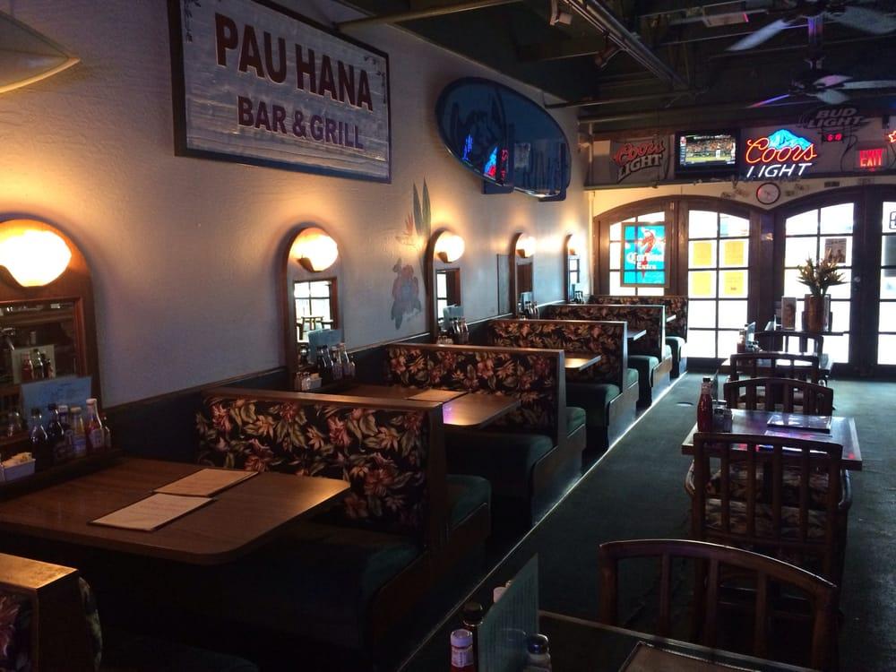 Pau Hana Grill And Bar Kapaa Hi Verenigde Staten Yelp