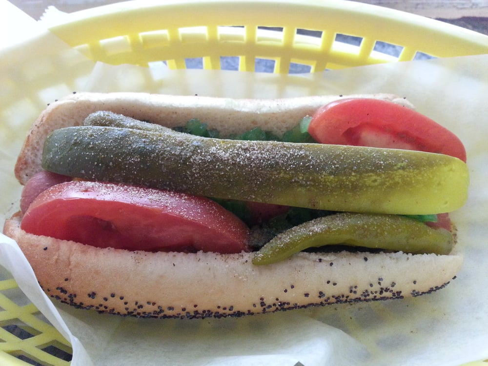 Chicago Hot Dogs Near Me