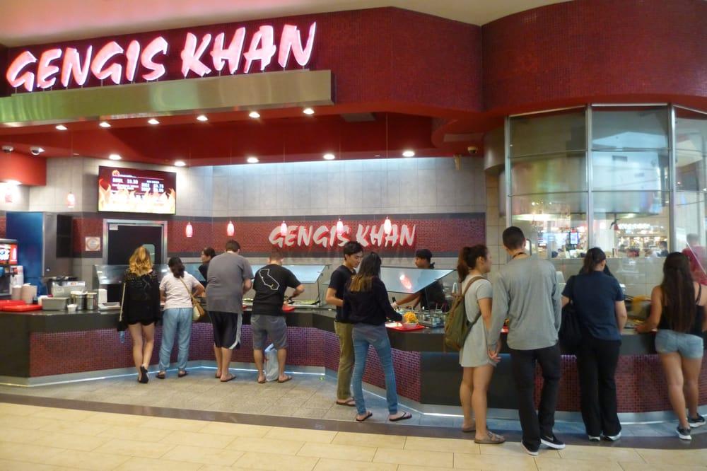 Gengis Khan - 126 Photos - Mongolian - Brea Mall - Brea, CA ...