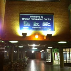 Brixton Recreation Centre, London