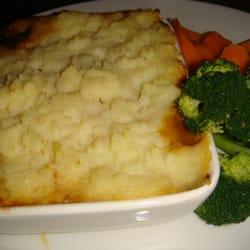prix-fixe shepherd's pie with carrots…