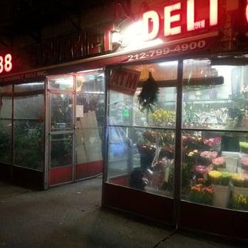 88 Gourmet Deli Delis 574 Amsterdam Upper West Side New York NY Rest
