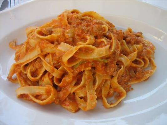 Fettuccine alla Bolognese | Yelp
