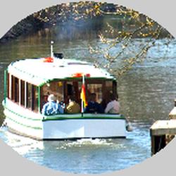 Saaleschifffahrt Bad Kissingen, Bad Kissingen, Bayern
