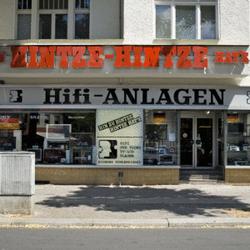 Hinze GmbH Hifi und Video, Berlin