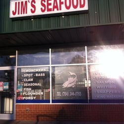 Jims seafood market seafood markets charlotte nc yelp for Fish market charlotte
