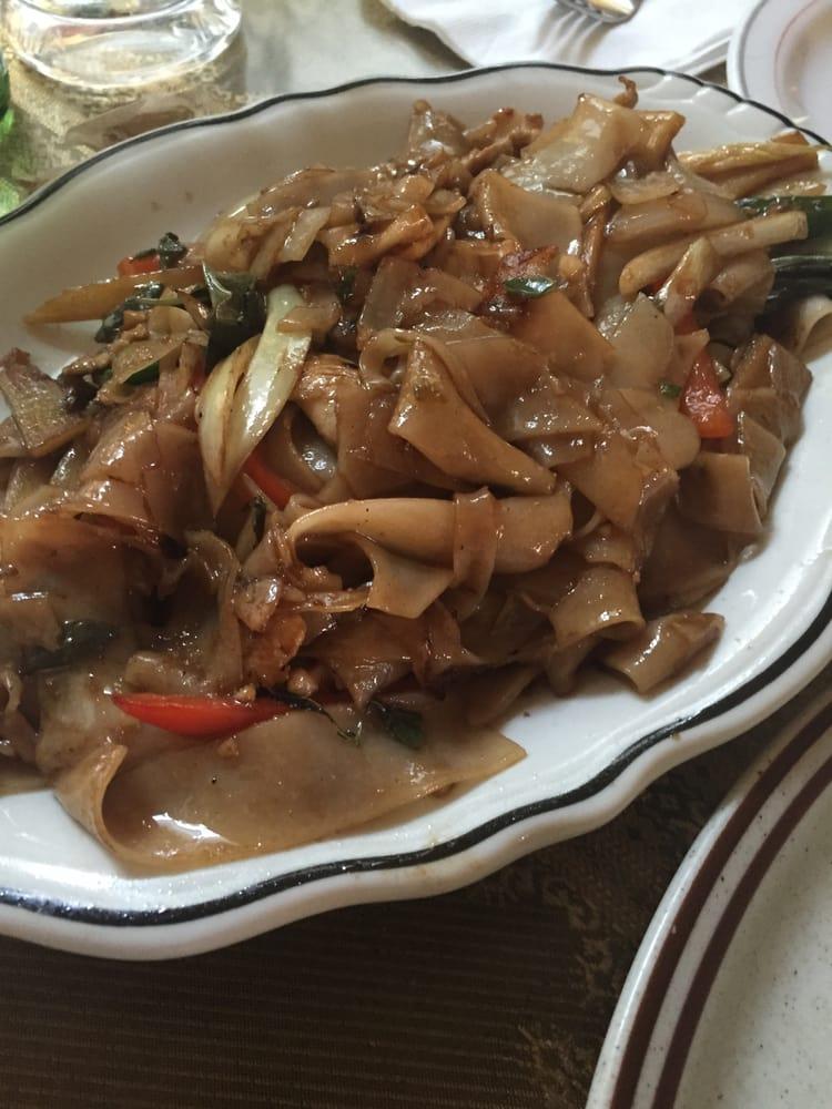 Thai Food Santa Barbara Ca