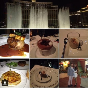 Eiffel Tower Restaurant Las Vegas NV United States