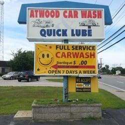 Car Wash Plympton